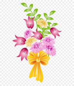 Flower bouquet Clip art - Spring Bouquet PNG Clipart png download ...