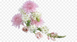 Flower Clip art - Transparent Soft Flower Arrangement Clipart png ...