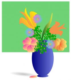 Free Baskets and Bouquets Clipart - Public Domain Plant clip art ...