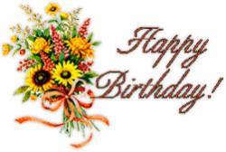 Birthday Bouquet Clipart | Atletischsport