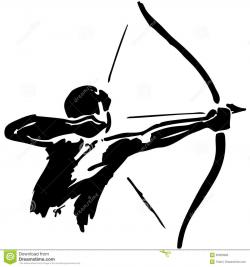 Archery Stock Illustrations, Vectors, & Clipart – (4,809 Stock ...