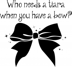 Pix For > Clip Art Cheer Bows | Cheerleading | Pinterest | Cheer ...