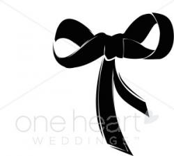 Fancy Bow Clipart | Wedding Bow Clipart