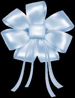 Light Blue Bow PNG Clipart - Best WEB Clipart