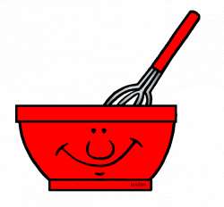 Bowl Clipart Mixing Red xl | Clipart Panda - Free Clipart Images