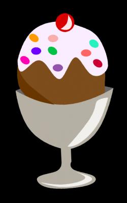 Ice Cream Sundae Bowl Clipart | Clipart Panda - Free Clipart Images ...