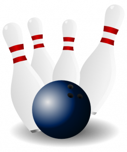 Image of Bowling Alley Clipart #5213, Bowling Clip Art Images Free ...