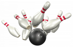 Good Quality Bowling Clipart