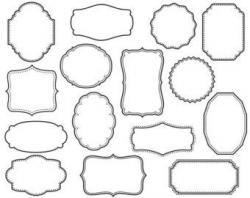66 Awesome decorative text box clipart | Dyplomy | Pinterest | Texts ...