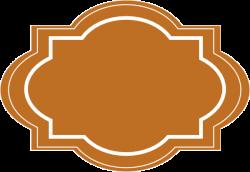 Decorative Brown Clip Art at Clker.com - vector clip art online ...