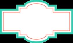 Box Label Clip Art at Clker.com - vector clip art online, royalty ...