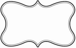 Fancy Text Box Fresh Fancy Box Shapes Clipart - Template Document