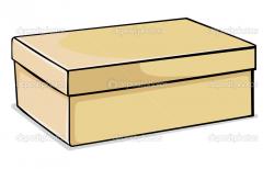 Shoe Box Clipart