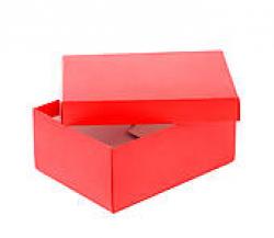 Shoe Box Stock Photos - GoGraph