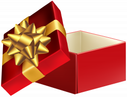 Open Gift Box Transparent PNG Clip Art | Gallery Yopriceville ...