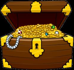 Treasure Box Free Clipart