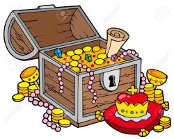 Treasure Box Clipart