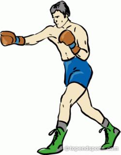 Boxer Clipart Group (62+)