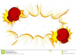 Red Boxing Gloves Vector Image Free | Vector images free, Gloves and Box