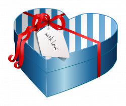 Gift Box Clipart - Graphics of Beautifully Wrapped Presents