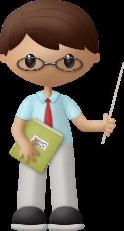 CH.B *✿* Teachers | Clipart - School | Pinterest | Teacher, Clip ...