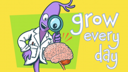 Brain Jump with Ned the Neuron: Challenges Grow Your Brain - YouTube