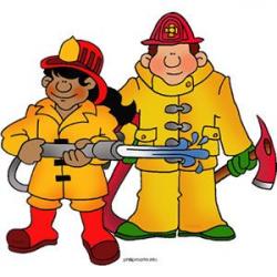 Fire Fighter Clip Art | Fireman Printables | Pinterest | Clipart ...