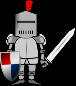 knight.png 555×632 pixels free clip art | Wapenrusting (Armor of God ...