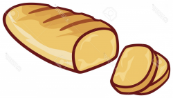 French Bread Drawing Baguette Clip Art | SOIDERGI