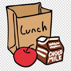 Breakfast Lunchbox School meal, lunch break transparent ...