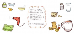 7 Home Remedies for Relieving Common Cold Symptoms « The Secret ...