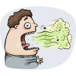 Workplace Insanity: Bad Breath Is Better Than No Breath At All!