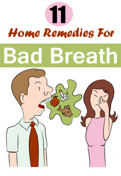 Top 11 Home Remedies For Bad Breath | Styles Of Living