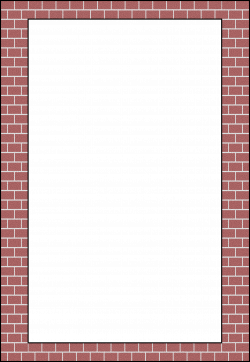 OPENCLIPART.ORG - Brick Border by Arvin61r58 | DIY & CRAFTS ...