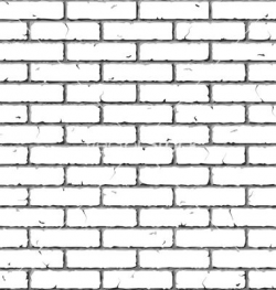 Pictures: Brick Template Printable, - Coloring Page for Kids
