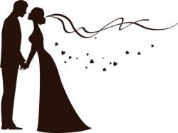 Bride and groom clipart free wedding graphics image   Wedding Ideas ...