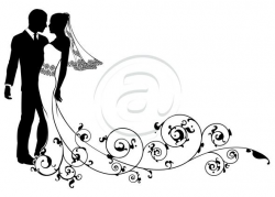 Well Suited Design Bridal Clipart Bride And Groom Google Search ...
