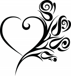 28+ Collection of Wedding Clipart Black And White Png | High quality ...