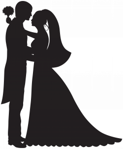 Groom and Bride PNG Clip Art - Best WEB Clipart
