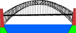 clip art bridges | Bridge Clipart Item | Scrolling | Pinterest ...