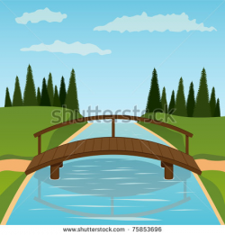 28+ Collection of Wooden Broken Bridge Clipart   High quality, free ...