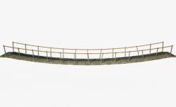 Ancient Bridge, Suspension Bridge, Protection, Swinging PNG Image ...