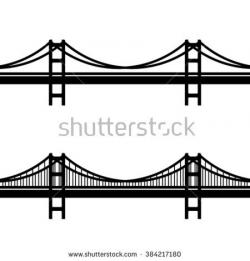 Suspension Bridge Clipart Black And White 28957 | MOVIEWEB