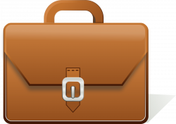 Clipart - briefcase