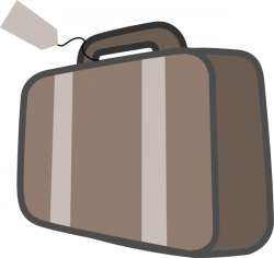 Bag Luggage Travel Clip Art at Clker.com - vector clip art online ...