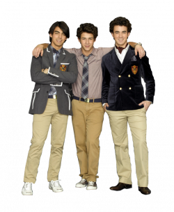 Jonas Brothers PNG by ValeStar-JB on DeviantArt