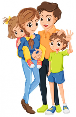 41 best Familia images on Pinterest | Families, Clip art and ...