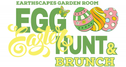 Easter Egg Hunt and Brunch April 8 — Earthscapes Garden Room