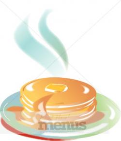 Pancakes Clipart | Breakfast Clipart