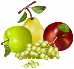 Mixed Fruits PNG Clipart - Best WEB Clipart